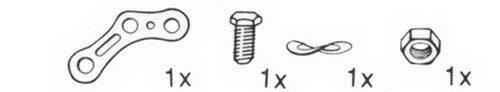 C-Säulen Beschlag B25