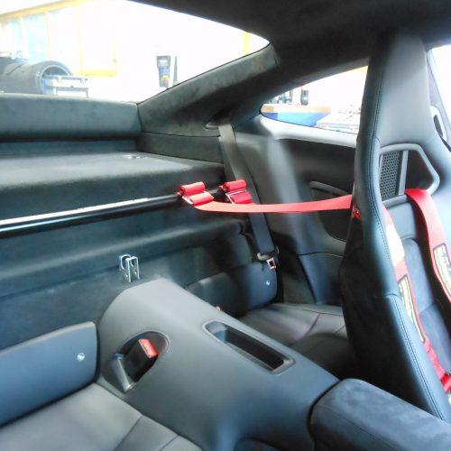 Gurtrohr geschraubt für Porsche 991/991.2