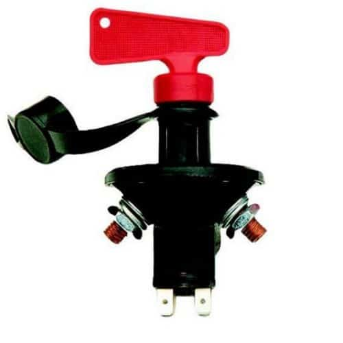 Batterietrennschalter 6-polig