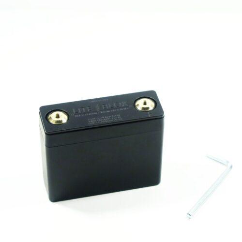 LITE↯BLOX LB bike S Batterie