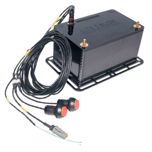 LITE↯BLOX LB28XXMS Akkumulator